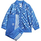 Adidas Monogram Trefoil SST Tracksuit For Kids