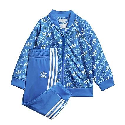 adidas I M TRF SIT Trainingsanzug für Babys