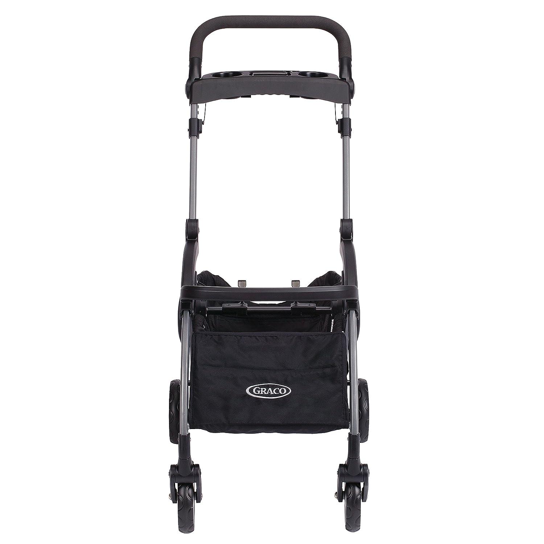 Graco Snugrider Elite Infant Car Seat Frame Stroller Babygo Inc Metro Backpack Blue Black Baby