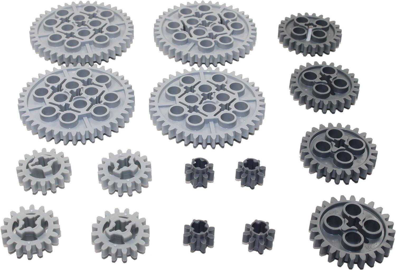 LEGO 16pc Technic gear SET