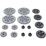 LEGO 16pc Technic gear SET