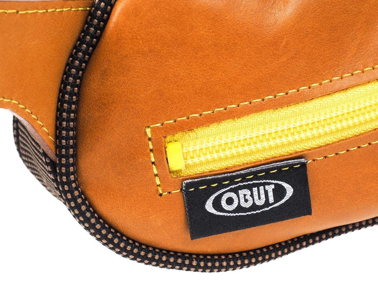 Promotion de ventes ramassé chercher Obut - Trousse cuir camel bronze - Sacoche boules pétanque - Camel - Taille  TU