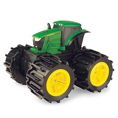 TOMY John Deere Monster Treads Mega Monster Wheels, Truck Toy: Toys & Games