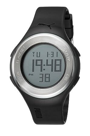 Amazon.com  Puma PU910981001 Loop Steel Black Watch  Puma  Watches 568f817463