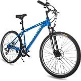 Merax 21 Speed Hardtail Mountain Bike with Dual Disc Brakes 26inch