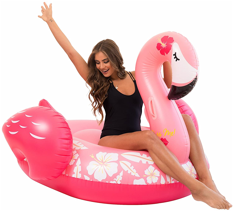 Partay Animals Flamingo Float - Giant 72