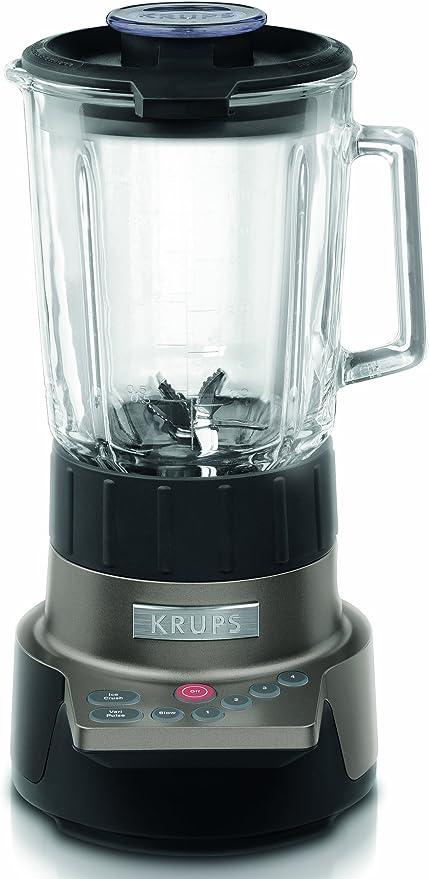 Krups Titán - Batidora de vaso, 1100 W, con capacidad de 1.75 ...
