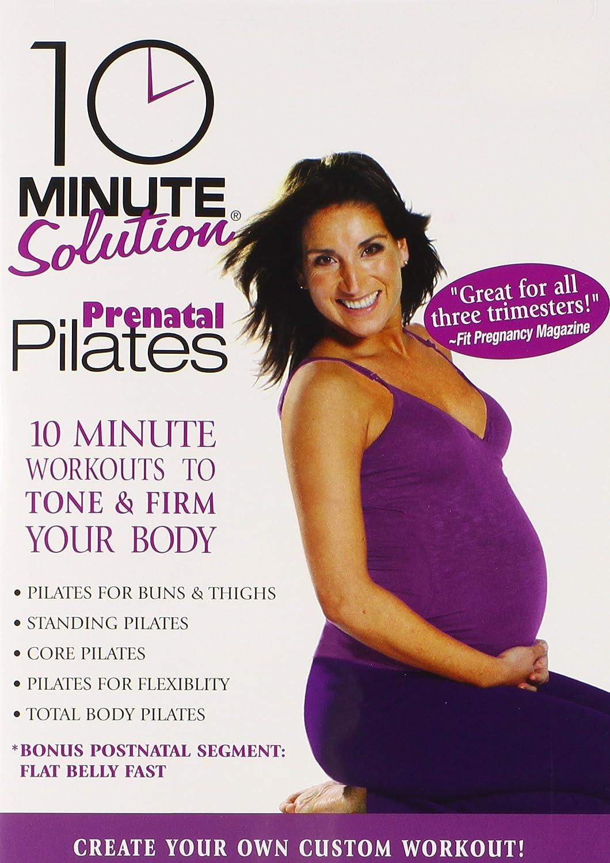 10 Minute Solution: Prenatal Pilates Lizbeth Garcia Starz / Anchor Bay 3342431 Fitness/Self-Help
