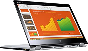 Lenovo YOGA 3 - Portátil (Intel Core i7-5500U, 3,0GHz,