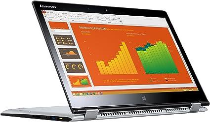 Lenovo YOGA 3 - Portátil (Intel Core i7-5500U, 3,0GHz, 8GB ...