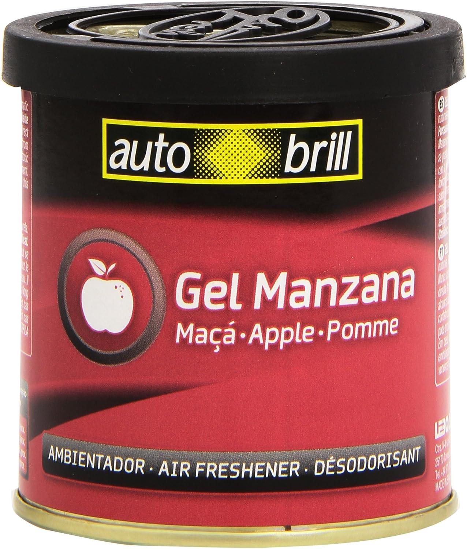 Amazon.es: Auto Brill - Gel Manzana - Ambientador para Coche - 80 g