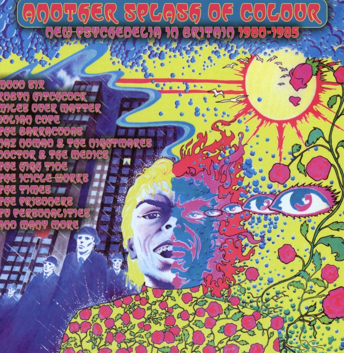 VA - Another Splash Of Colour New Psychedelia In Britain 1980 - 1985 - 3CD - FLAC - 2016 - NBFLAC Download