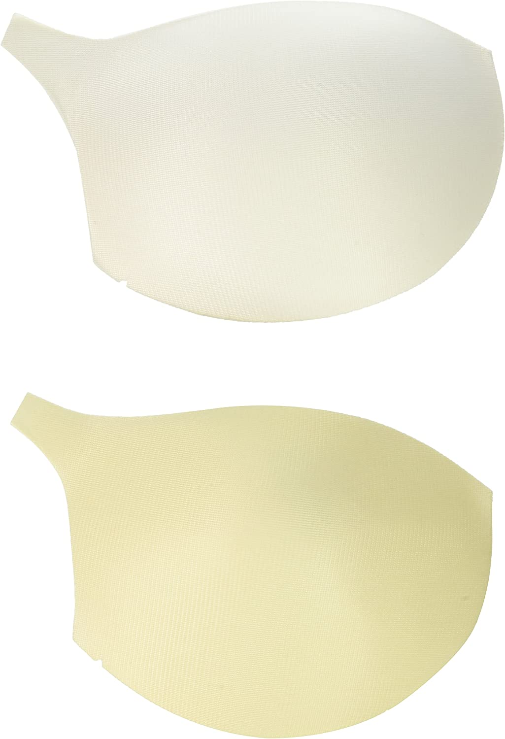 Dritz 53068-AB Soft Molded Bra Cups, A/B, Reversible White