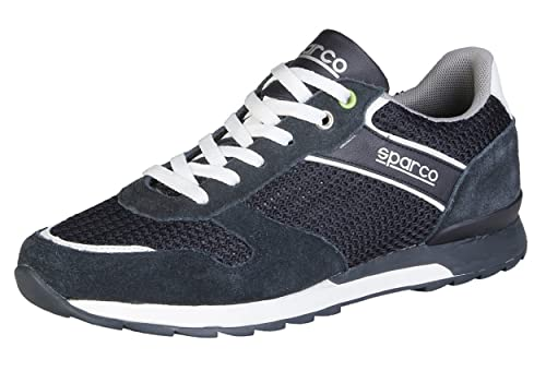 Sparco - Chester Zapatillas De Corte Bajo De Cordones para Hombre: Amazon.es: Zapatos y complementos