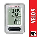 キャットアイ(CAT EYE) ベロ9 [CC-VL820] VELO9 有線式 ホワイト