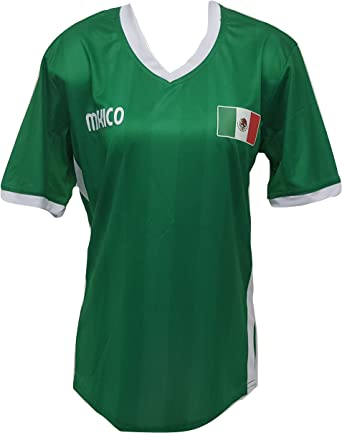 mexico jersey womens