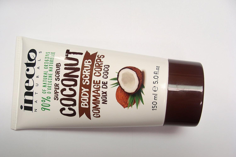 Inecto Naturals Scrub per il Corpo con Cocco - 150 ml 82703