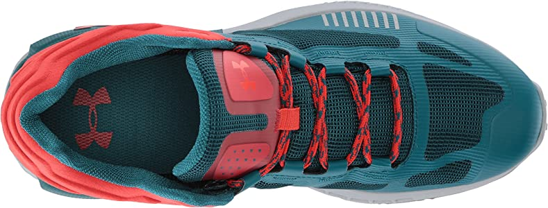 Under Armour Verge 2.0 Low GORE-TEX para hombre, Azul (Turmalina verde azulado (300)/Sultry), 41 EU: Amazon.es: Zapatos y complementos