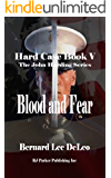 Hard Case 5: Blood and Fear (John Harding Series)