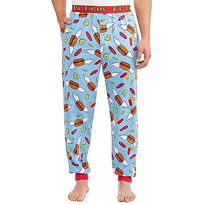 Bob's Burgers Mens Pajama Sleep Pants for Men at Men's Clothing store