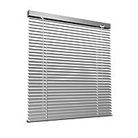 VICTORIA M Veneziana in alluminio für Fenster, Größe und Farbe nach Wahl