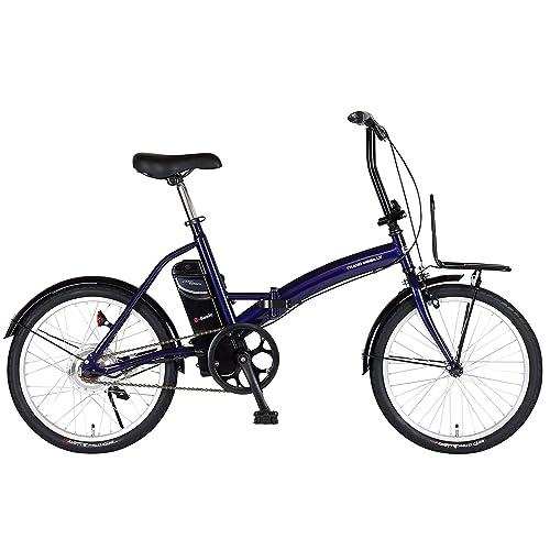 トランスモバイリー E-BASIC 電動アシスト自転車