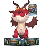 Posh Paws 12435 How to Train Your Dragon 3 Hook Fang Soft Toy-32cm, Multi-Colour, 32 cm