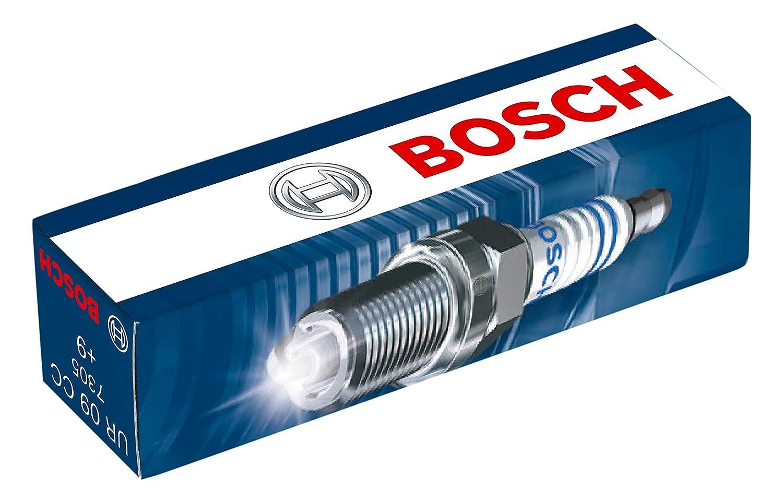 BOSCH Spark Plug 1pcs Fits CHEVROLET FORD USA Ls MAZDA 1.3-5.8L 1985