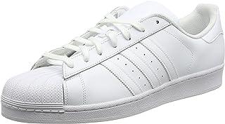 adidas Superstar Foundation, Scarpe da Ginnastica Unisex – Adulto Scarpe da Ginnastica Uomo Bianco (Ftwbla 000) 50 EU B27136