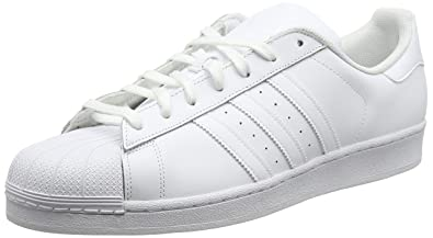 538176e6890 adidas Originals Unisex-Erwachsene Superstar Foundation Sneaker ...