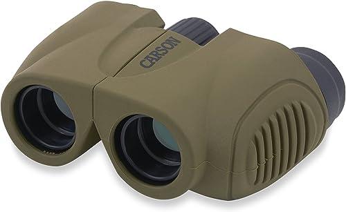 Carson Hornet 8x22mm Lightweight and Compact Binocular