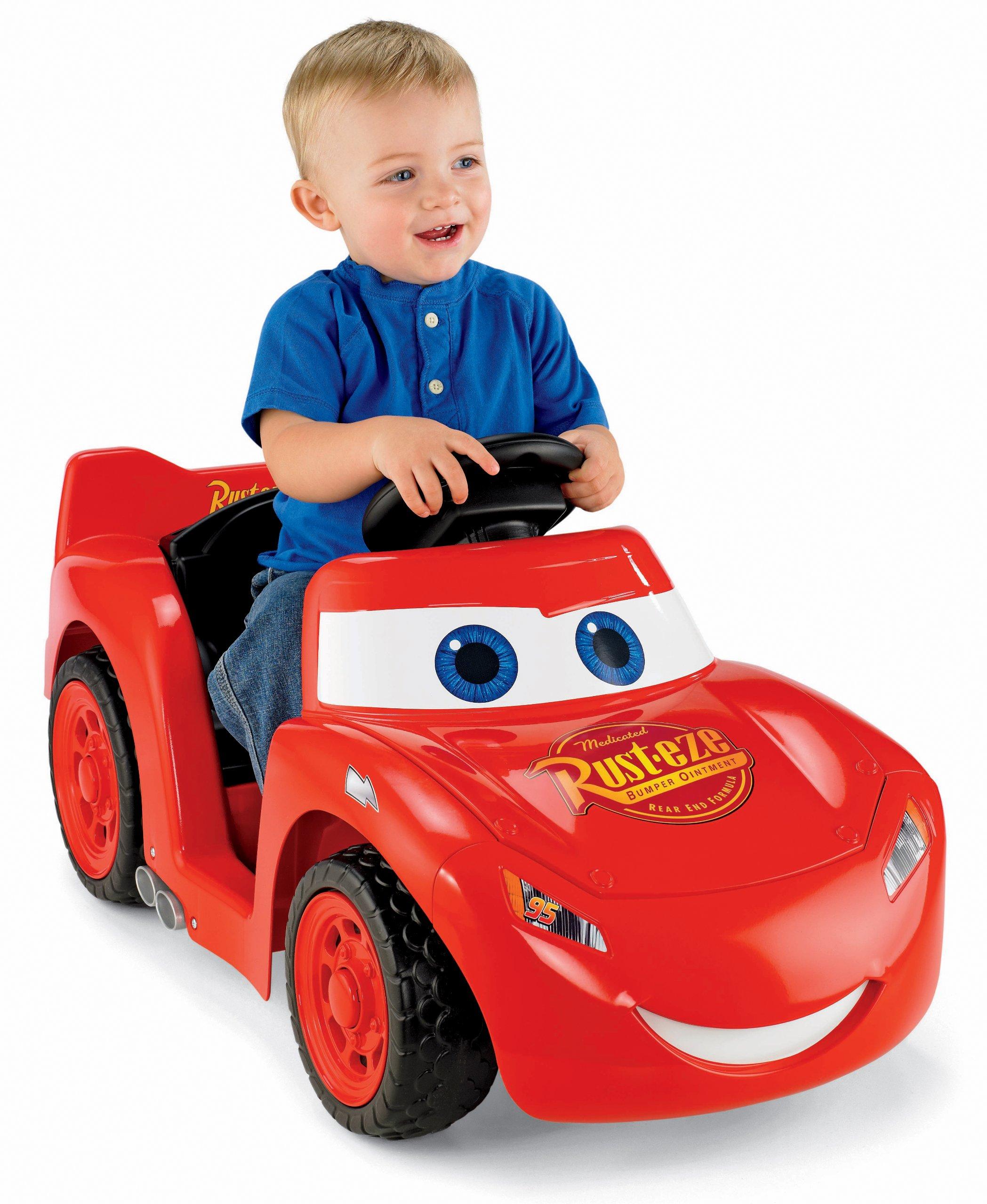 Power Wheels Disney/Pixar Cars Lil8217; Lightning McQueen by Fisher-Price