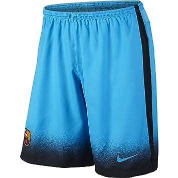 13205da2c44f4 Nike Barcelona 2015-16 Men 3rd Soccer Football Shorts 658769-425 ...