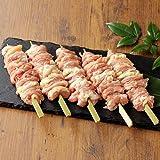 水郷のとりやさん 国産 鶏肉 きりん串 生( 首肉 せせり ネック ) 3本入 未調理