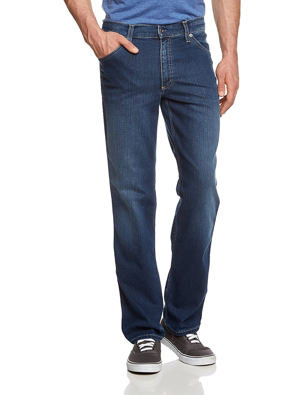 MUSTANG Herren Straight Leg Jeans Tramper MUSTANG Jeans GmbH 111-5170-582