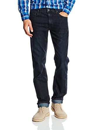 eb2f8c10 Lee Men's Daren Zip Fly Straight Jeans: Lee: Amazon.co.uk: Clothing