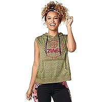53b08ae2384 ... Yoga Tank Tops Workout Tunic.  9.99 -  25.99.  27. Zumba Women s  Sleeveless Fashion Print Design Workout Hoodie