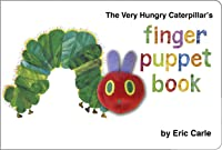The Very Hungry Caterpillar Finger Puppet Book: