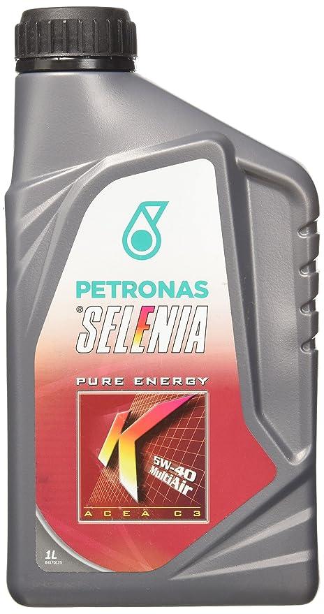 SELENIA 1411 Aceite de Motor Sintético 5W40 K Pure Energy ...