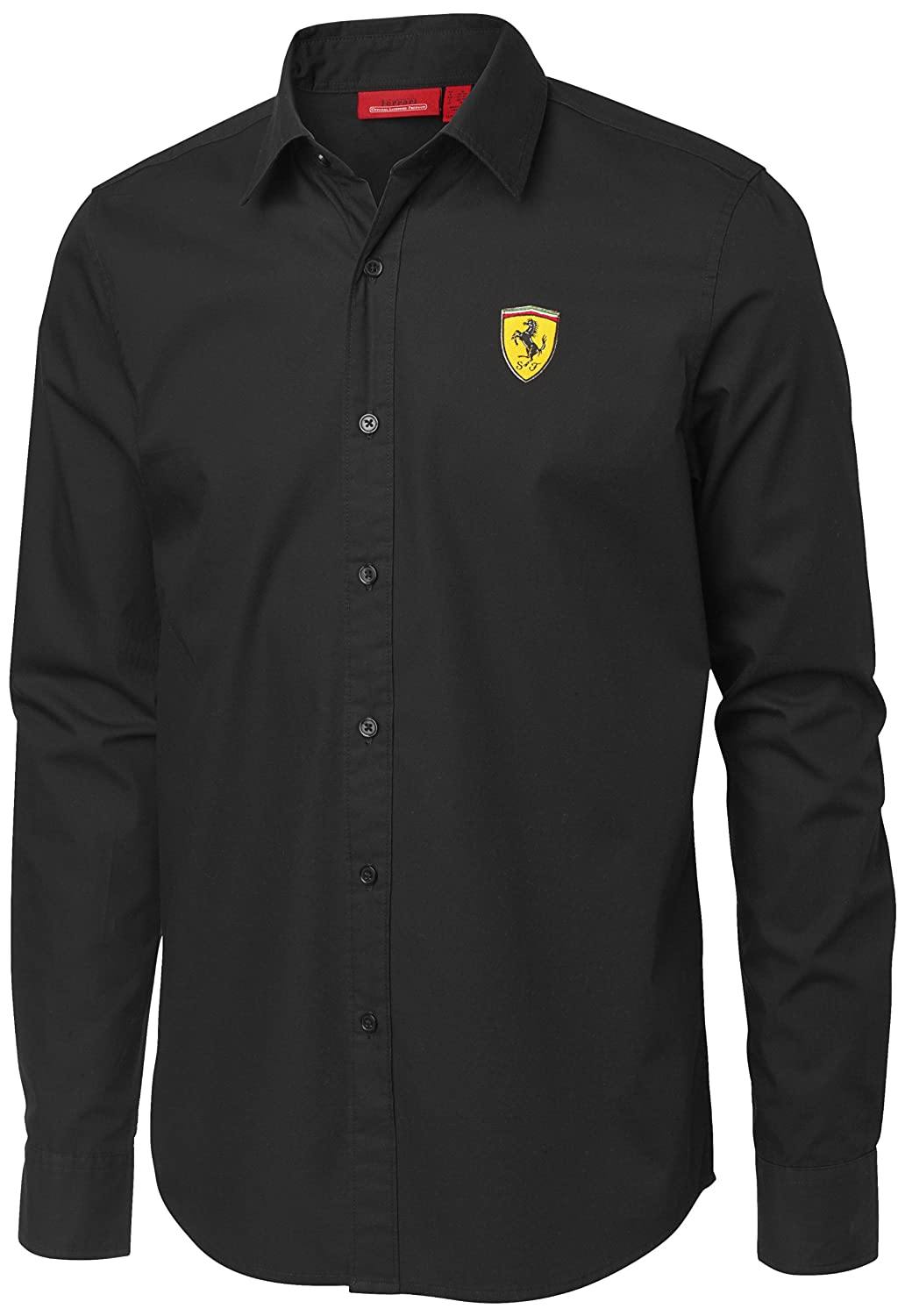 TALLA M. FERRARI Camiseta Long Sleeve
