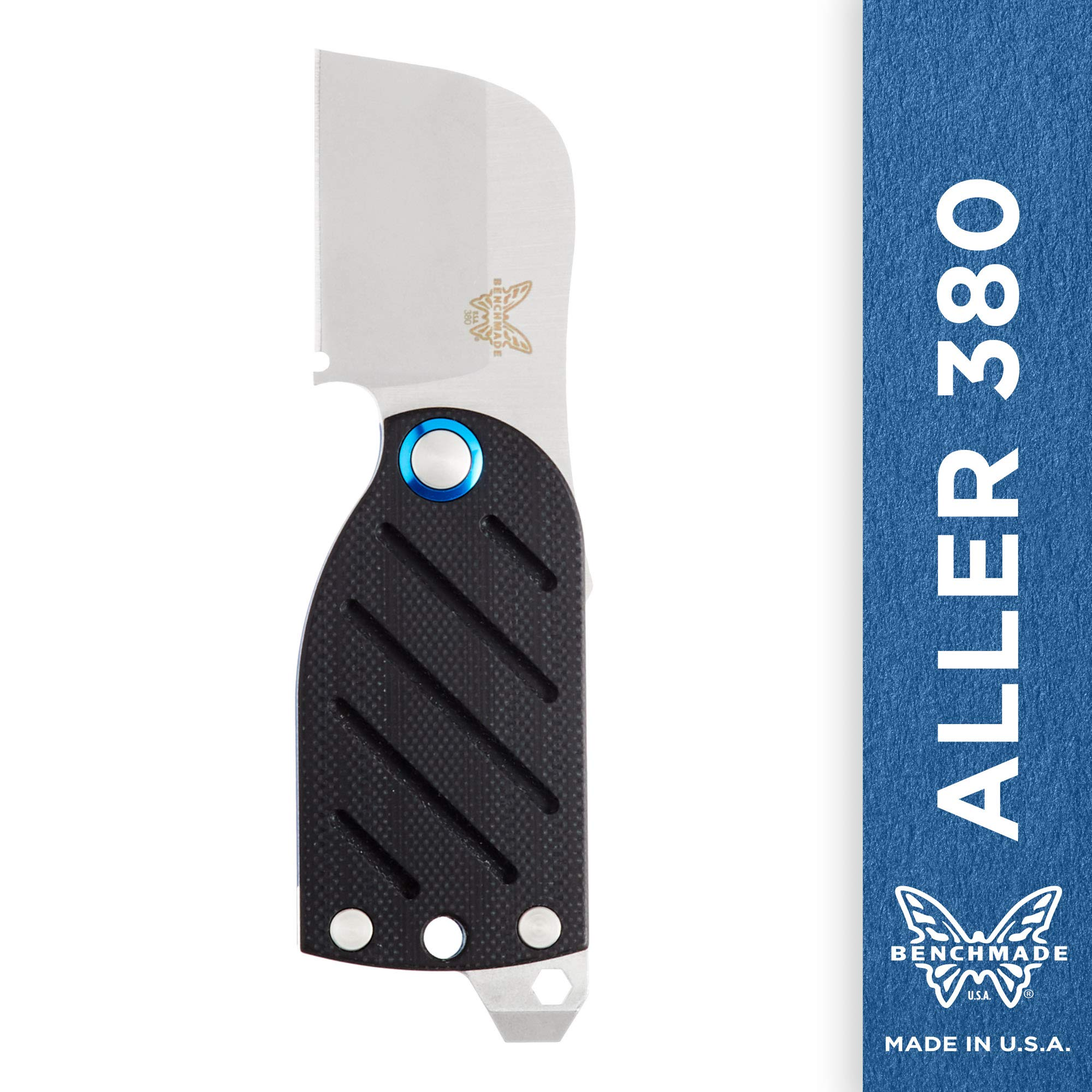 Benchmade - Aller, Black/Blue by Benchmade (Image #1)