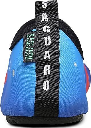 SAGUARO Escarpines Deportes acuáticos, Unisex-Niños