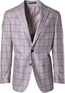 product image for Haspel Grey Sport Coat - Window Pane Gray