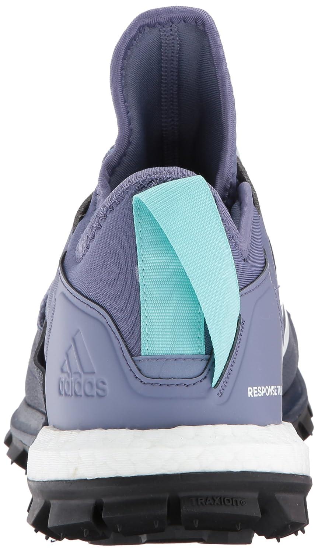 soleil Glow noir Adidas Performance Response Tr Boost W Chaussures de course coll/Ã/©gial marine