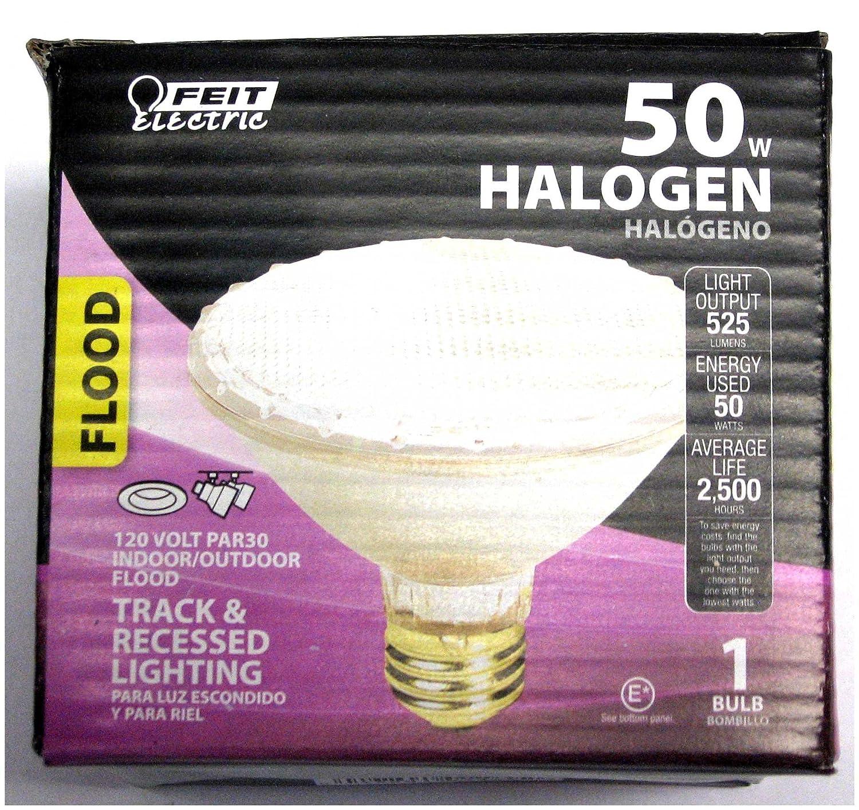 Feit Electric 50PAR30//QFL-130 50-Watt Halogen PAR30 Bulb