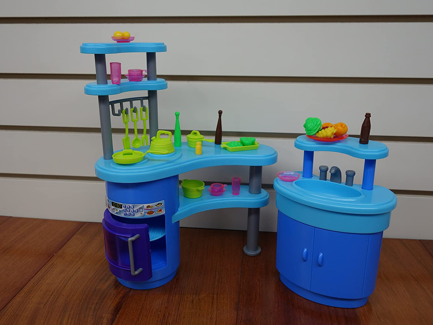 Amazon.com: My Fancy Life Kitchen Play Set: Toys & Games