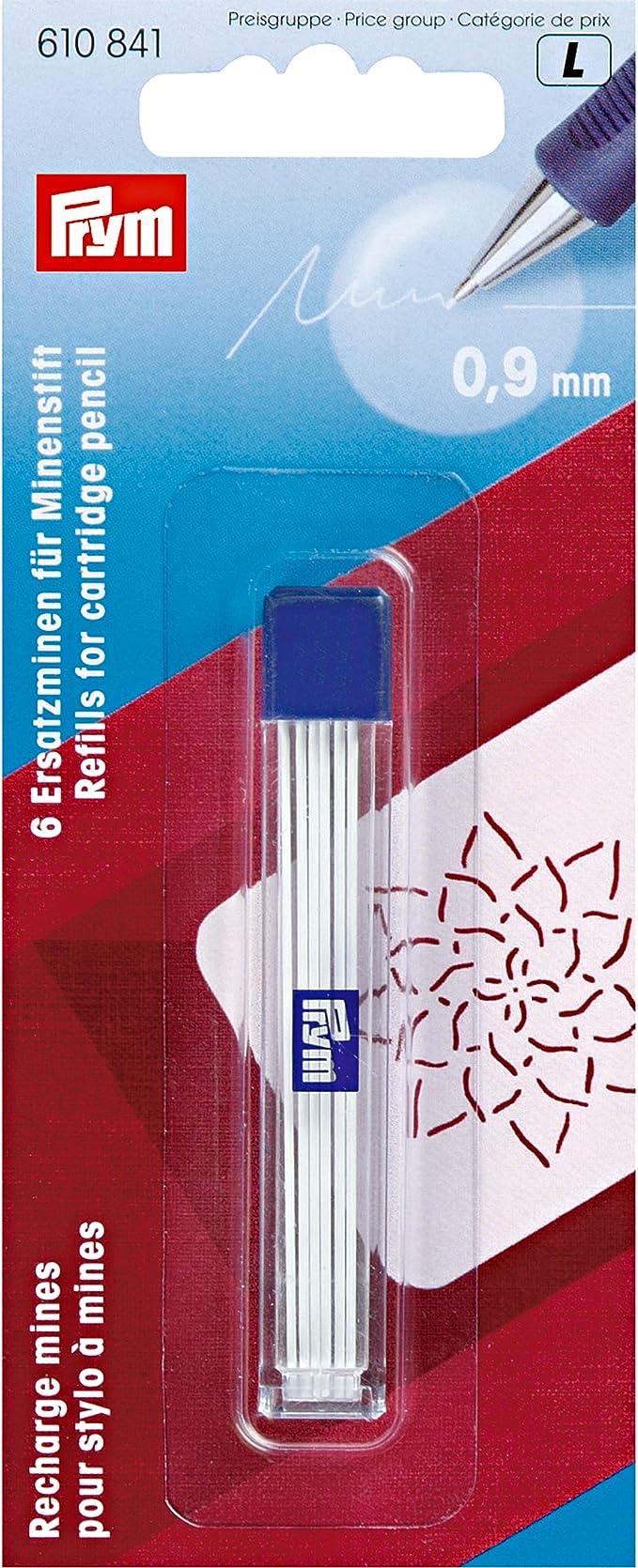 White Prym Refills for Cartridge Pencil