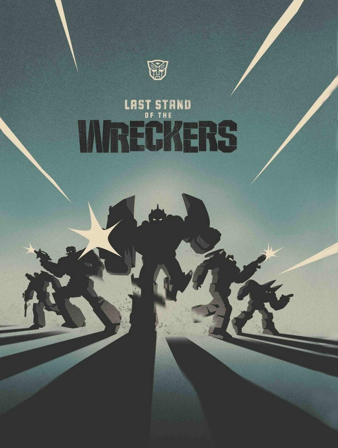Transformers: Last Stand of the Wreckers pdf epub