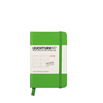 Leuchtturm1917 357771 Alemán Fresh Green: Amazon.es: Oficina ...