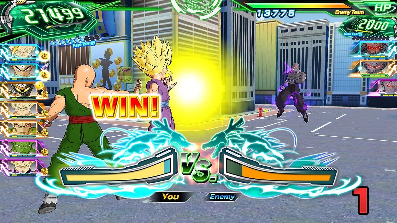 Super Dragon Ball Heroes World Mission Hero Edition Nintendo Switch Bandai Namco Games Amer Video Games